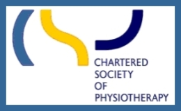 Image result for chartered society of physiotherapy logo